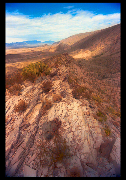 """Mariscal Rim - Big Bend, Texas USA"""