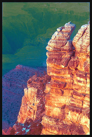 """Sentinel - South Rim, Grand Canyon National Park USA"""