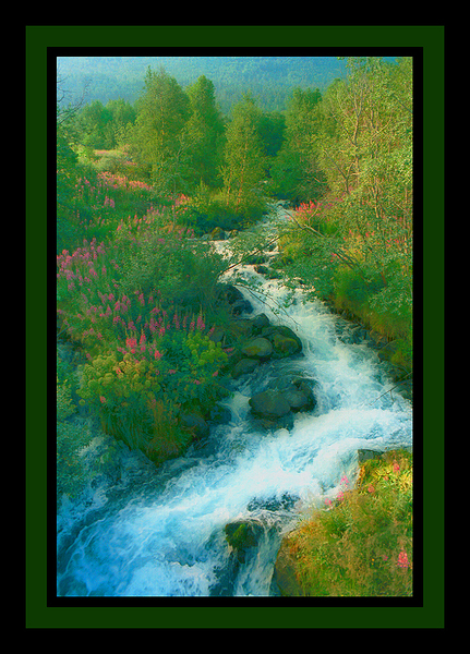 """Clear Stream - Norway"""