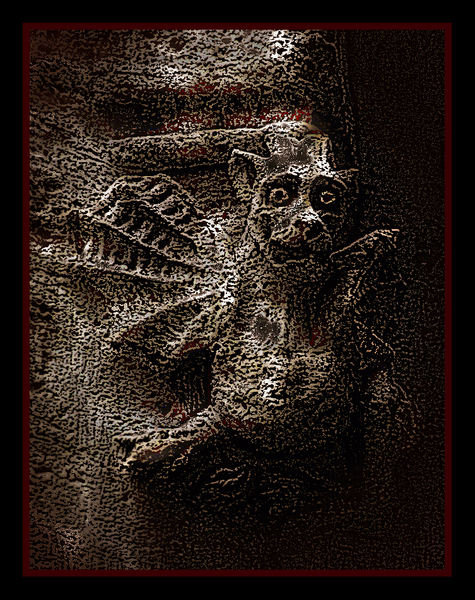 """Gargoyle Seven - Munich, Germany"""
